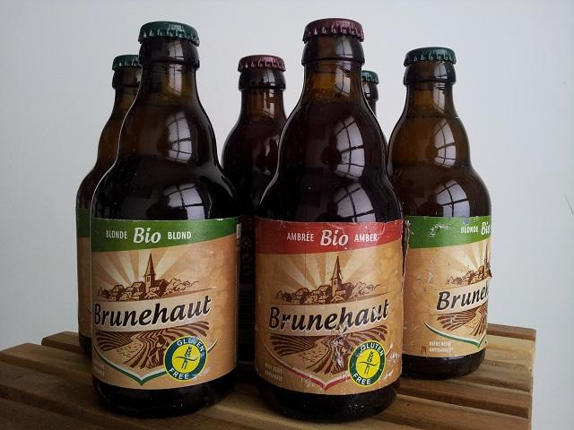 Birra senza glutine Brunehaut (foto: Nonsologlutine.it)